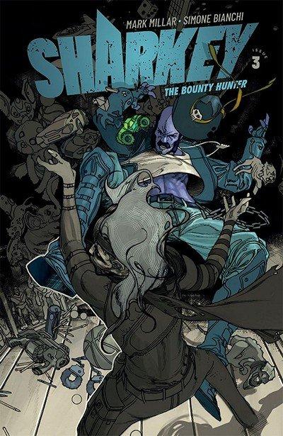 Sharkey The Bounty Hunter #3 (2019)