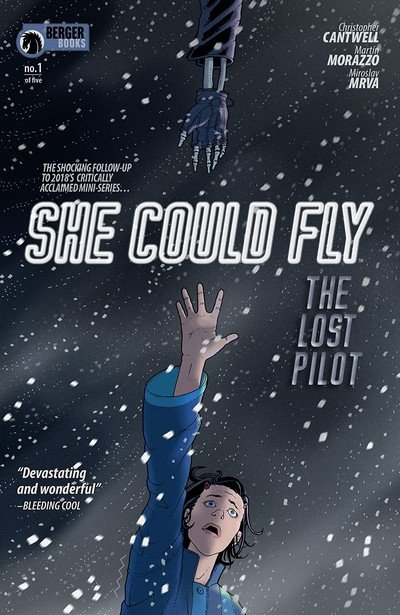 She Could Fly – The Lost Pilot #1 (2019)