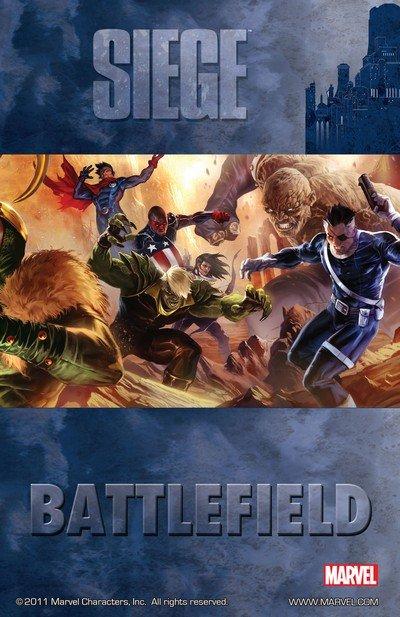 Siege – Battlefield (TPB) (2010)