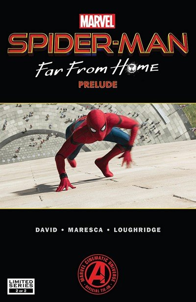 Spider-Man – Far From Home Prelude #2 (2019)