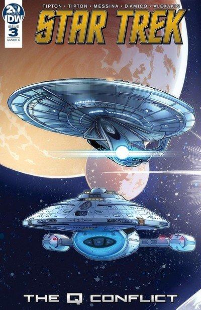 Star Trek – The Q Conflict #3 (2019)