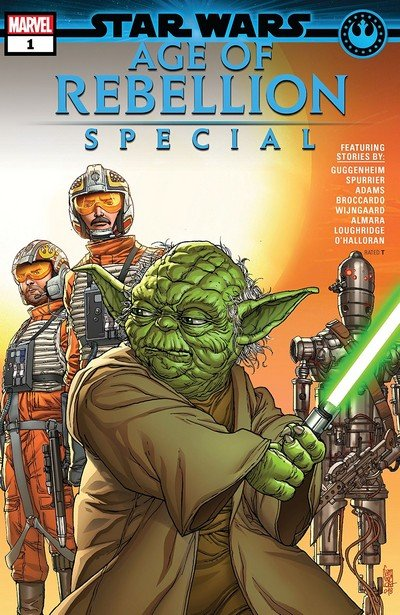 Star Wars – Age Of Rebellion Special #1 (2019)