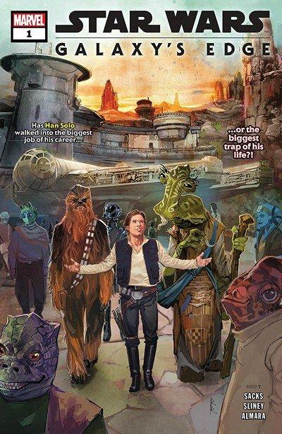 Star Wars – Galaxy's Edge #1 (2019)