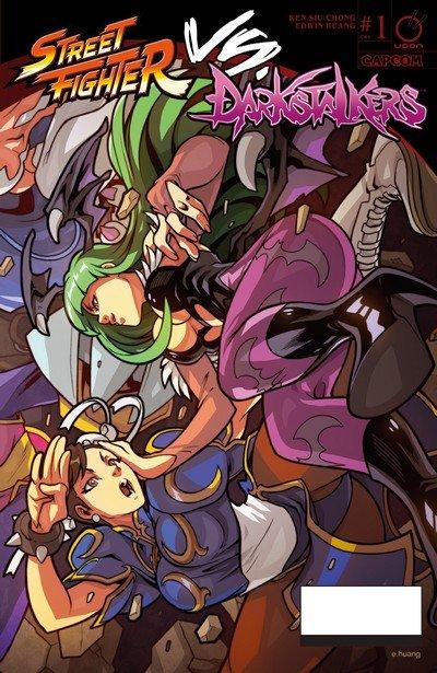 Street Fighter VS Darkstalkers #0 – 8 (2017)