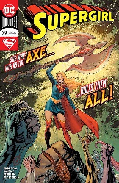 Supergirl #29 (2019)