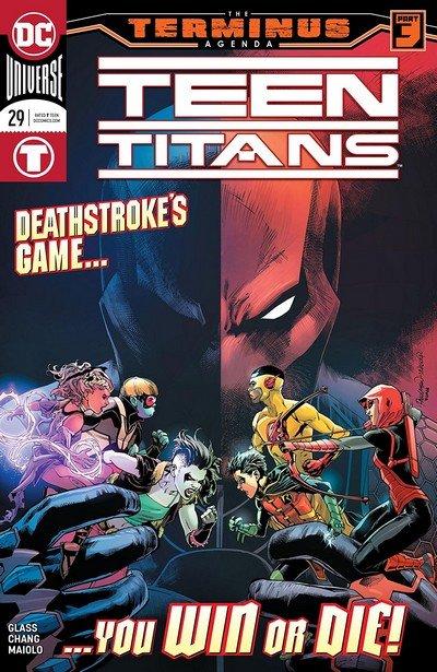 Teen Titans #29 (2019)