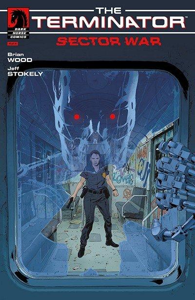 Terminator – Sector War #4 (2019)