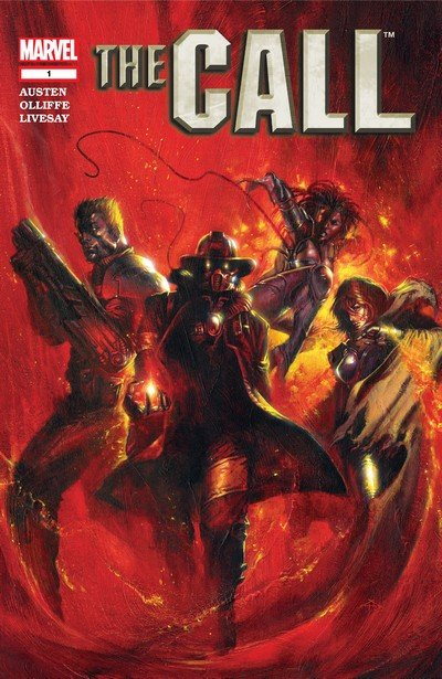 The Call #1 – 4 (2003)