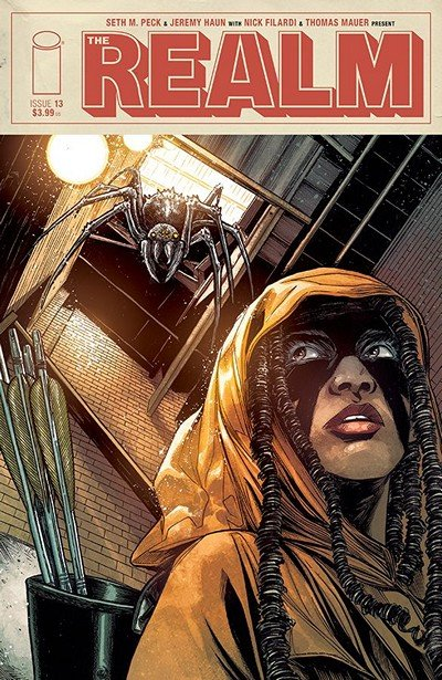 The Realm #13 (2019)