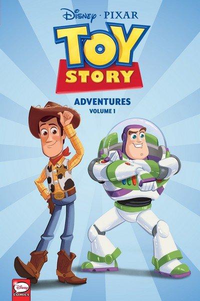 Toy Story Adventures Vol. 1 (2019)