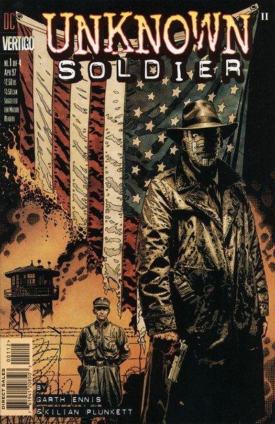 Unknown Soldier Vol. 3 #1 – 4 (1997)