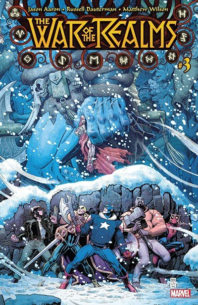 War Of The Realms #3 (2019)