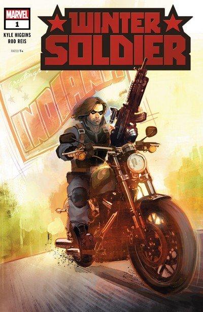 Winter Soldier #1 – 5 (2019)