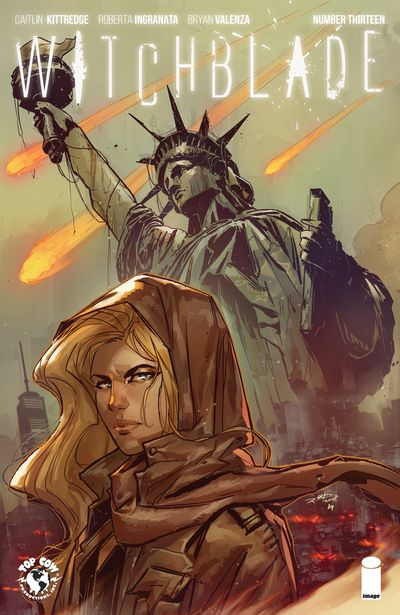 Witchblade #13 (2019)