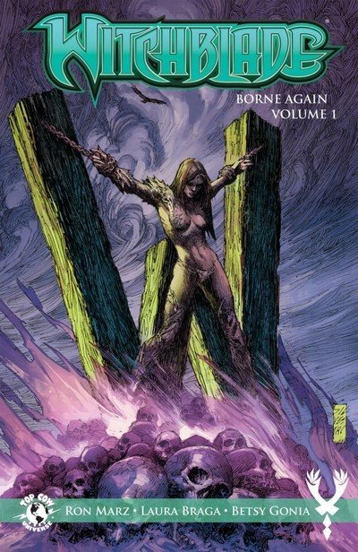 Witchblade – Borne Again Vol. 1 – 3 (TPB) (2014-2016)