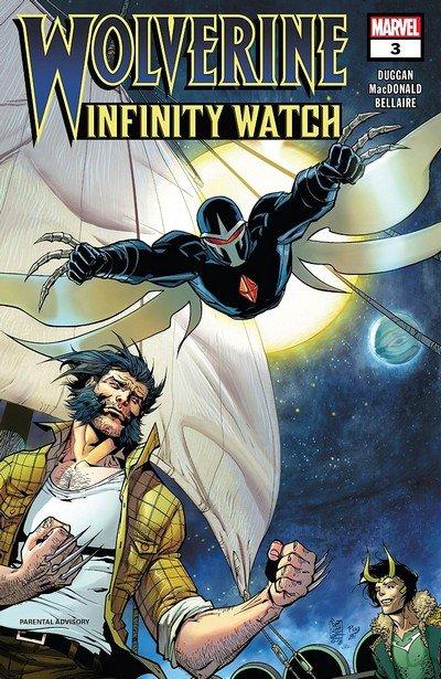 Wolverine – Infinity Watch #3 (2019)
