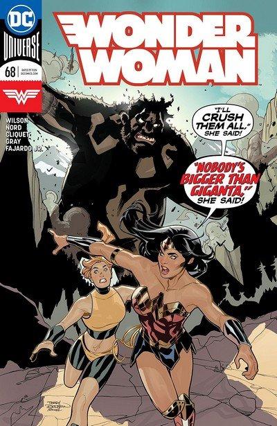 Wonder Woman #68 (2019)