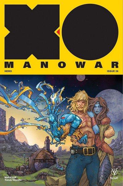 X-O Manowar #26 (2019)