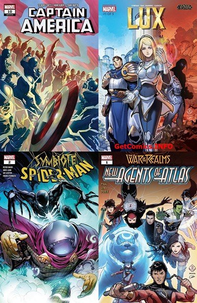 2019.05.08 Marvel Week+