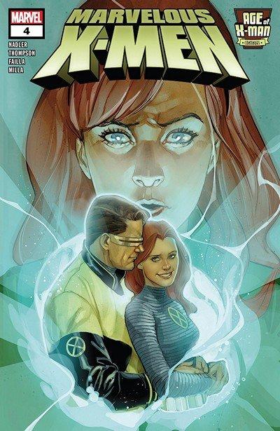 Age Of X-Man – The Marvelous X-Men #4 (2019)