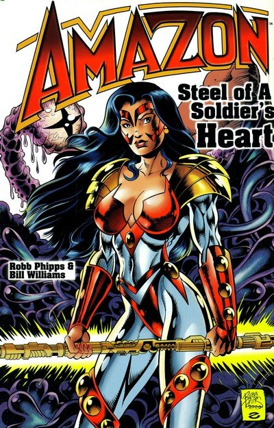 Amazon – Steel of a Soldier's Heart (2012)