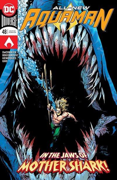 Aquaman #48 (2019)