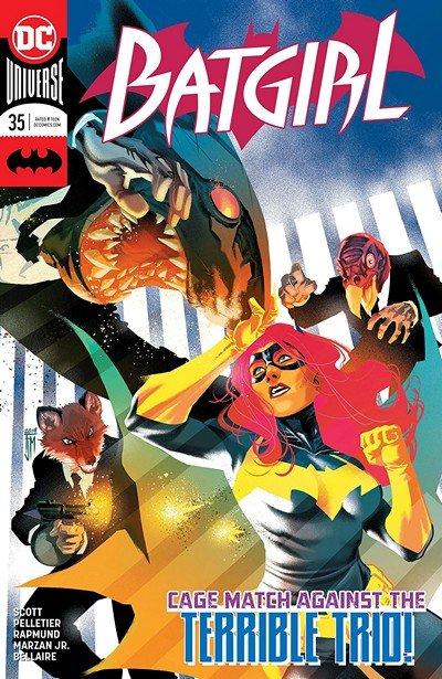 Batgirl #35 (2019)
