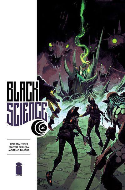 Black Science #40 (2019)