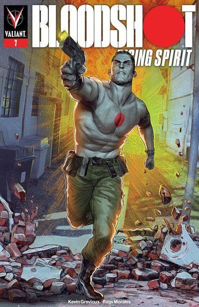Bloodshot Rising Spirit #7 (2019)