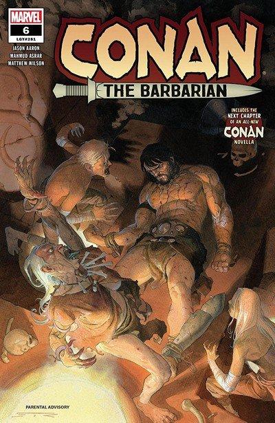 Conan The Barbarian #6 (2019)