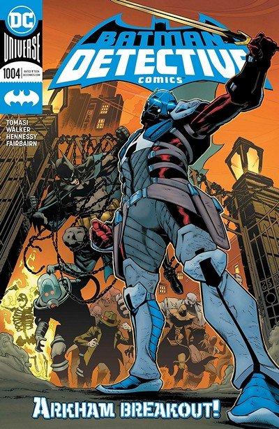 Detective Comics #1004 (2019)