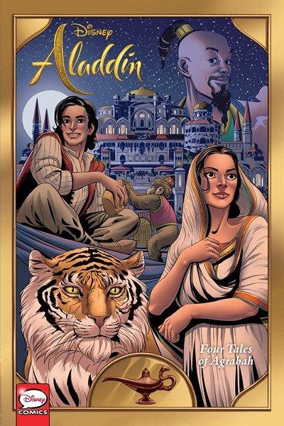 Disney Aladdin – Four Tales of Agrabah (2019)