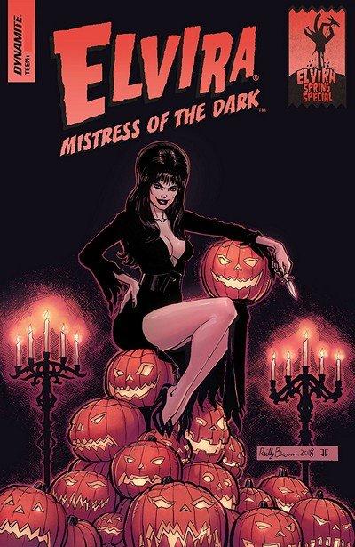 Elvira – Mistress Of The Dark – Spring Special (2019) (One Shot)