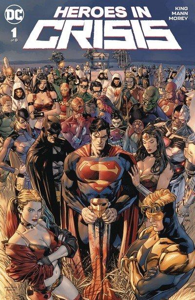 Heroes In Crisis #1 – 9 (2018-2019)