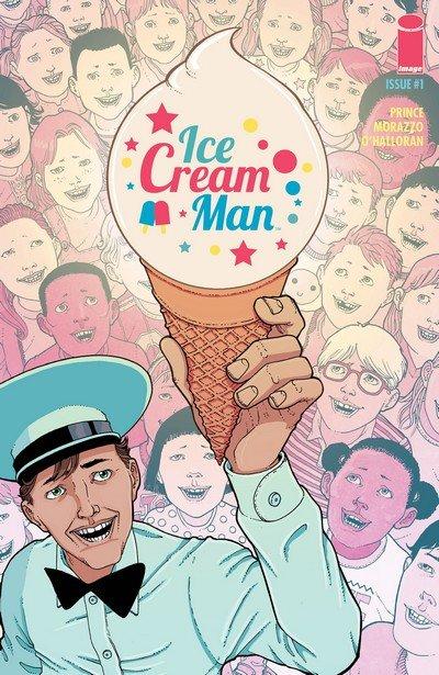 Ice Cream Man #1 – 12 (2018-2019)