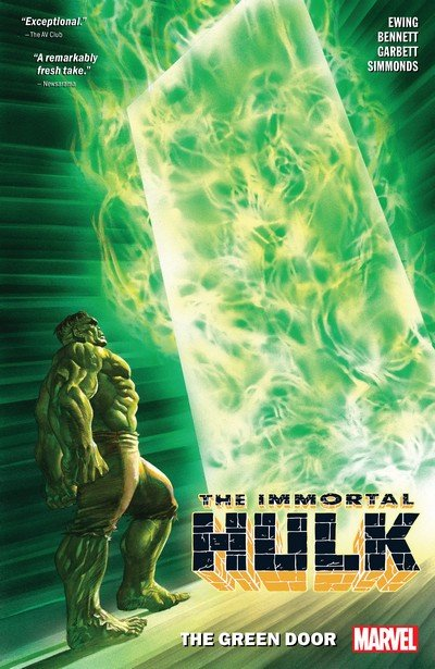 Immortal Hulk Vol. 2 – The Green Door (TPB) (2019)
