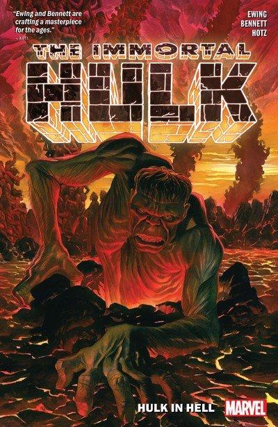 Immortal Hulk Vol. 3 – Hulk in Hell (TPB) (2019)