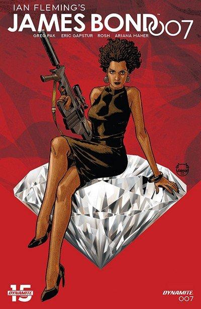 James Bond – 007 #7 (2019)