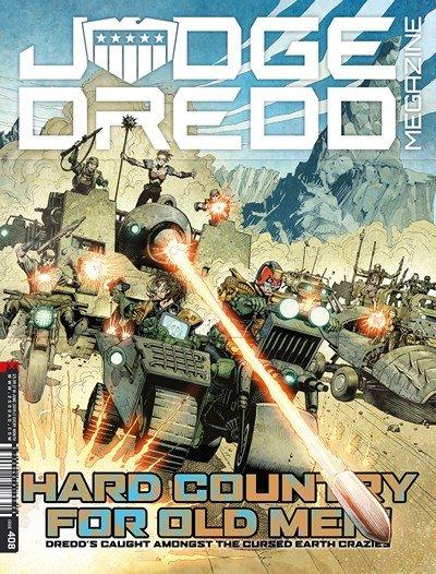 Judge Dredd Megazine #408 (2019)