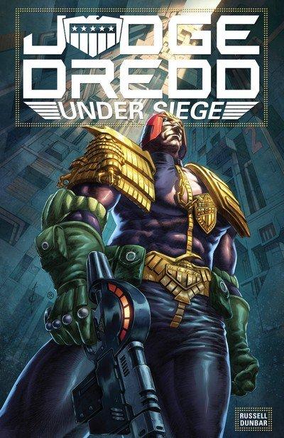 Judge Dredd – Under Siege (TPB) (2018)