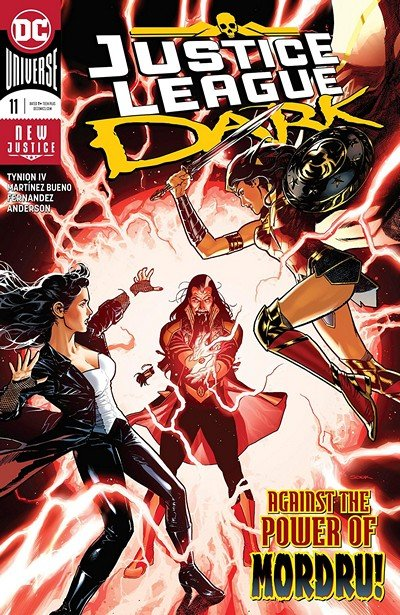 Justice League Dark #11 (2019)