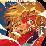 KINO Vol. 3 – The Man in the Iron Mask (TPB) (2019)