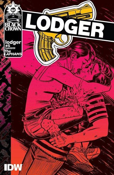 Lodger #5 (2019)