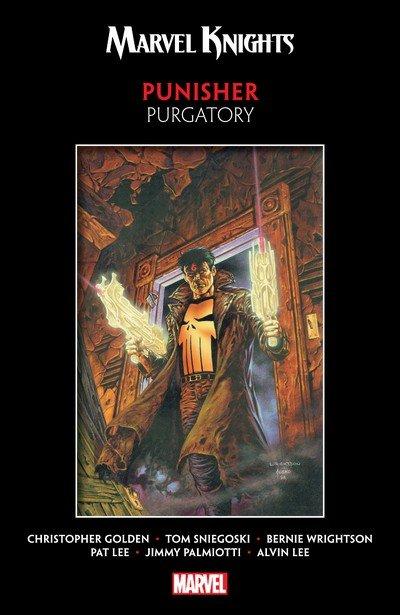 Marvel Knights Punisher by Golden, Sniegoski & Wrightson – Purgatory (TPB) (2019)