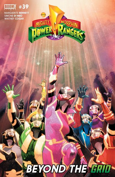 Mighty Morphin Power Rangers #39 (2019)