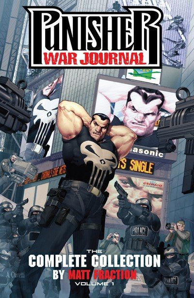 Punisher War Journal by Matt Fraction – The Complete Collection Vol. 1 (TPB) (2019)