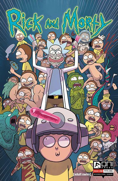 Rick And Morty #50 (2019)