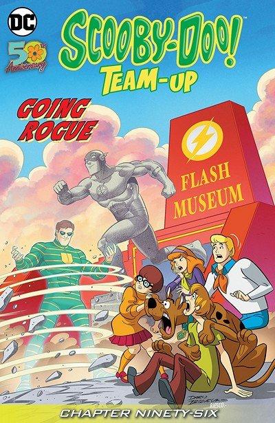 Scooby-Doo Team-Up #96 (2019)