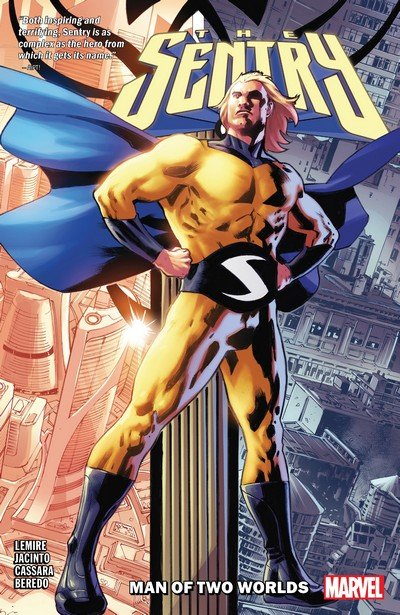Sentry – Man Of Two Worlds (TPB) (2019)