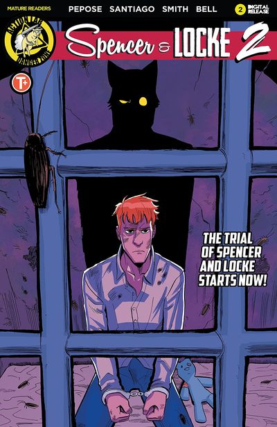Spencer And Locke 2 #2 (2019)
